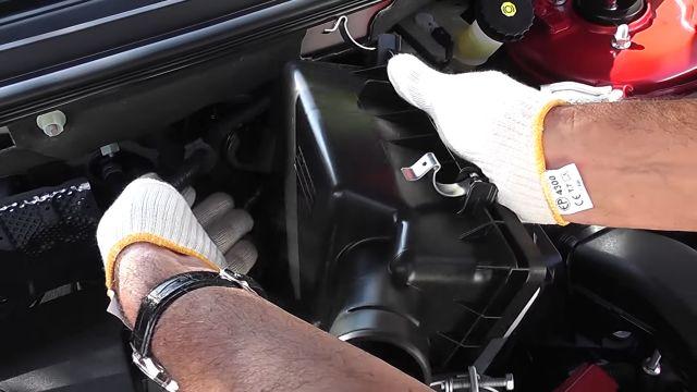 Произведения замена воздушного фильтра лансер 10 своими руками неприятного запаха доме