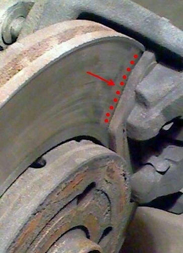 Замена передних тормозных колодок на шкода октавия а5 своими руками 59