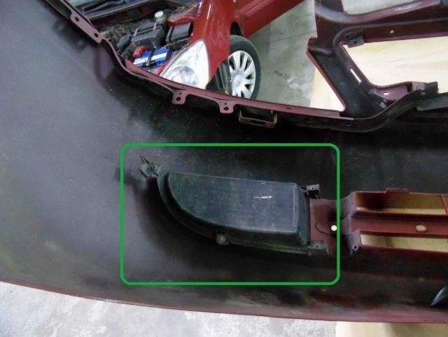 Как снять, разобрать, установить передний бампер Лансер 9 своими руками